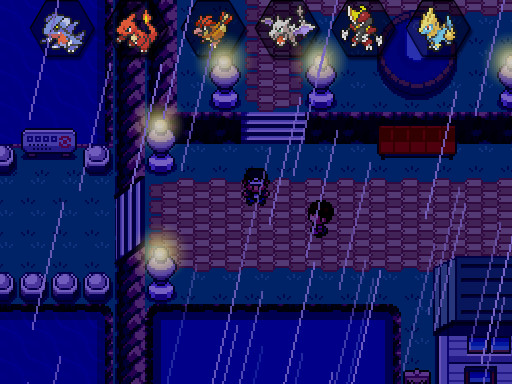 Pokemon Mega Adventure Screenshot