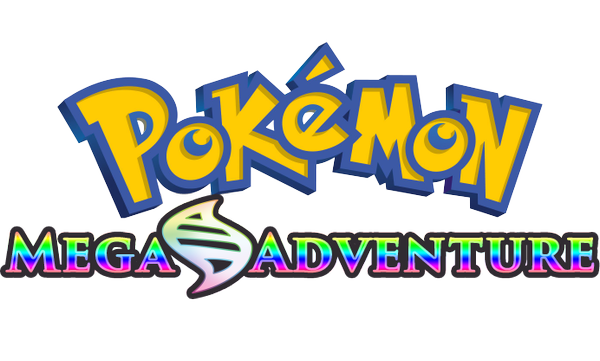 Pokemon Mega Adventure Logo
